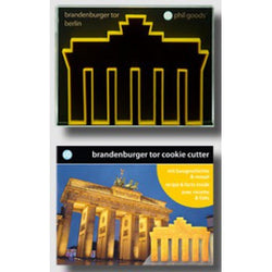Ausstechform Brandenburger Tor, Phil Goods - Kochtail