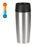 TRAVEL MUG Thermobecher 0,36L Edelstahl, EMSA - Kochtail