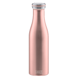 Isolierflasche Edelstahl 0,5l rosegold