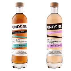 "Das kleine alkoholfreie Undone Paket II: ""This is neither Rum nor Vermouth"""