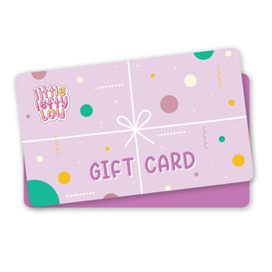 Little Lefty Lou Digital Gift Card