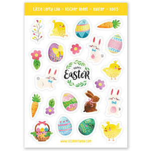 Easter Stickers (S005)
