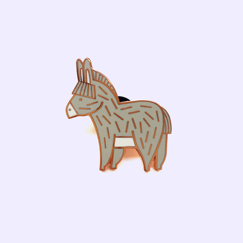Donkey Pin - Little Lefty Lou