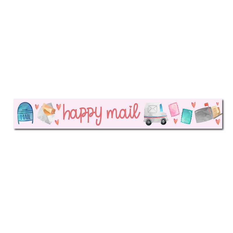 Happy Mail Washi Tape