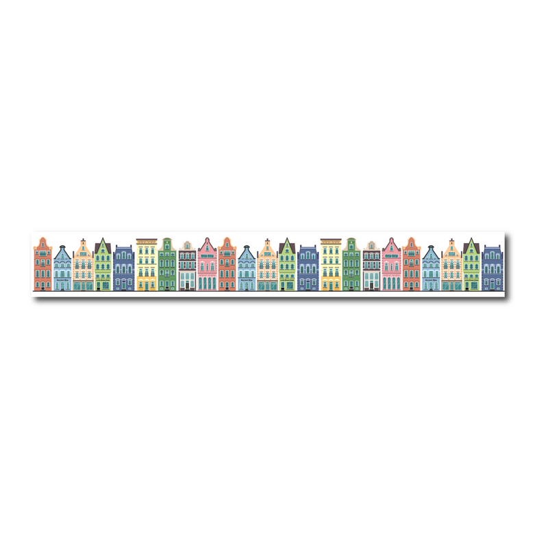 Canal Houses Washi Tape