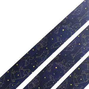 Origami Galaxy Washi Tape