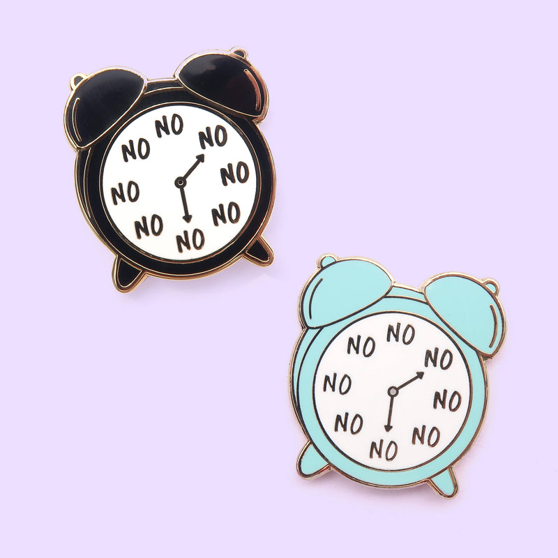No O'Clock Pin - Little Lefty Lou