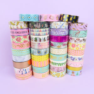 Surprise Washi Grab Bag - Little Lefty Lou