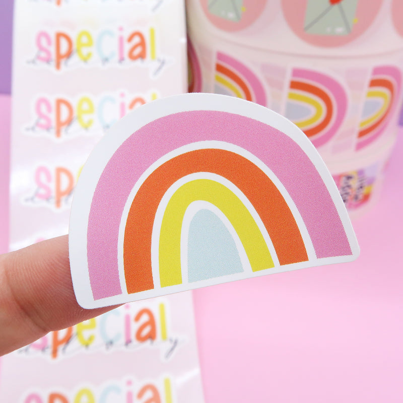 Rainbow Stickers