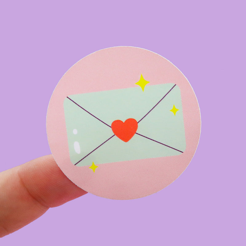 5 x Envelope Stickers