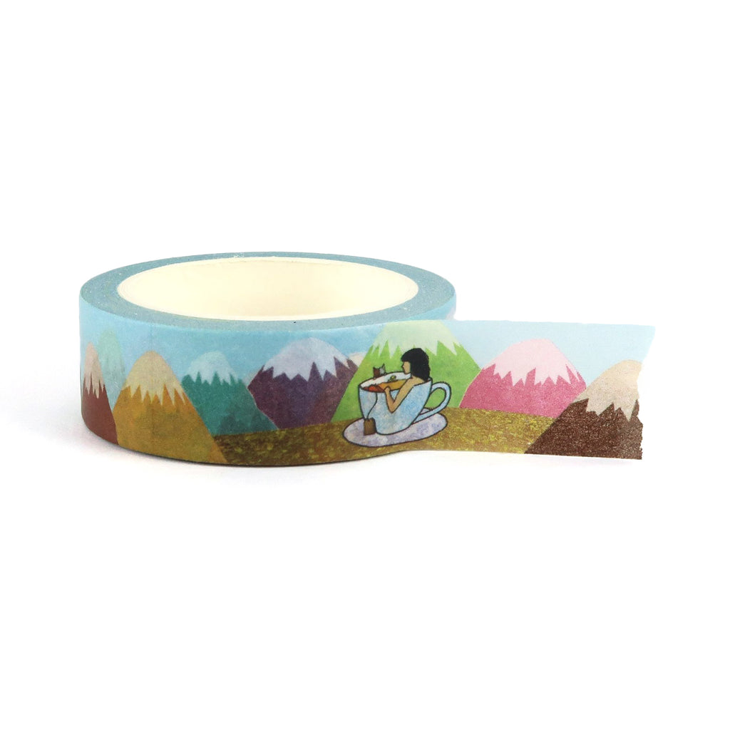 Tea-riffic Washi Tape