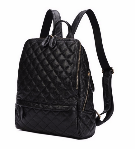 Trendy Leather Backpack for Women – www.trendee.com.au 880717dcec