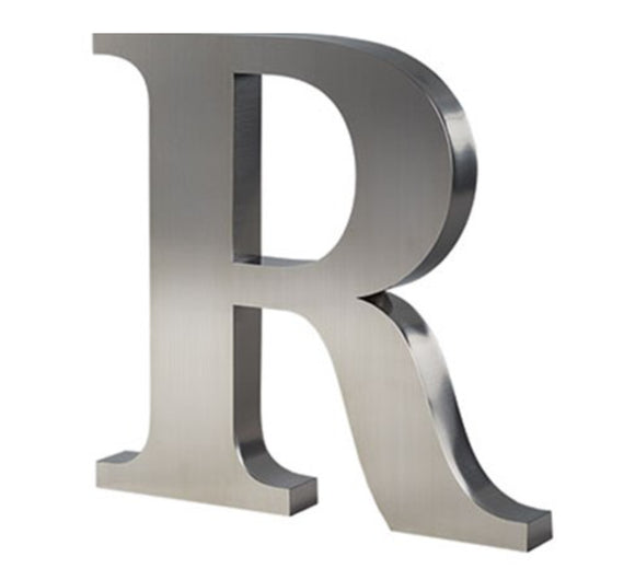 Fabricated Metal Letters & Logos