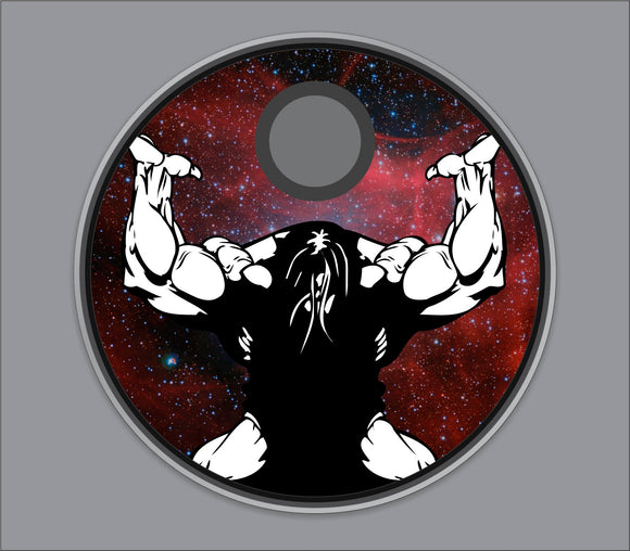 Bass Drum Skinz: Atlas
