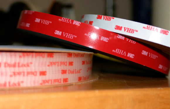 Sign Mounting / VHB: Double Sided Tape