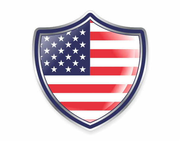 Decal / Freedom: American Shield
