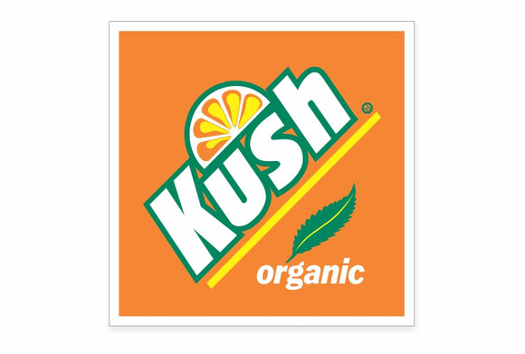 Decal / Freedom: Organic Kush