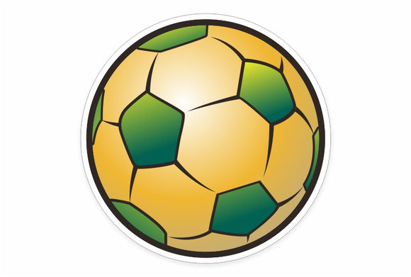 Soccer Ball Decals