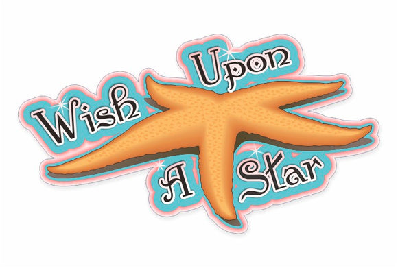 Decal / Kids' Rule: Star Fish