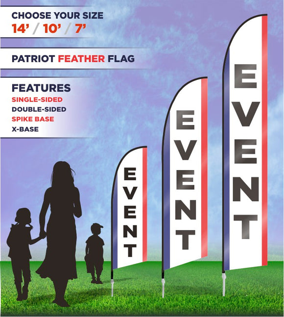 Event Banners and Flags