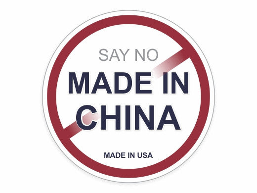 Say No China