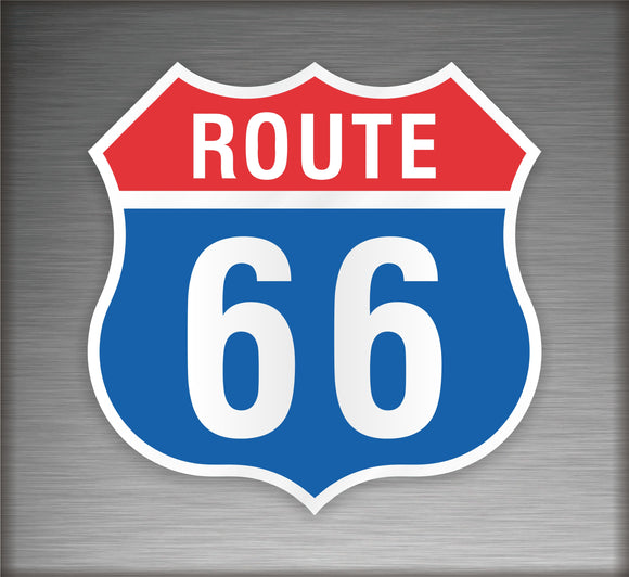 Sign / Highway: Route 66