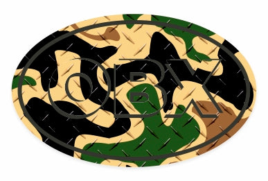 OBX Camo Decal
