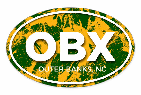 OBX Decal Jungle Camo