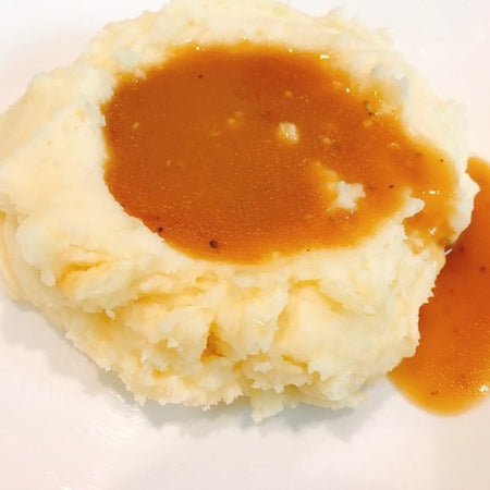 Mashed Potatoes & Gravy