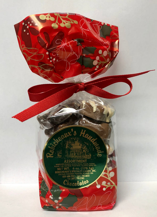 Assorted Pecan Turtle Gift Bag