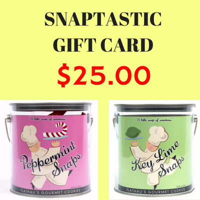 Snaptastic Gift Card!
