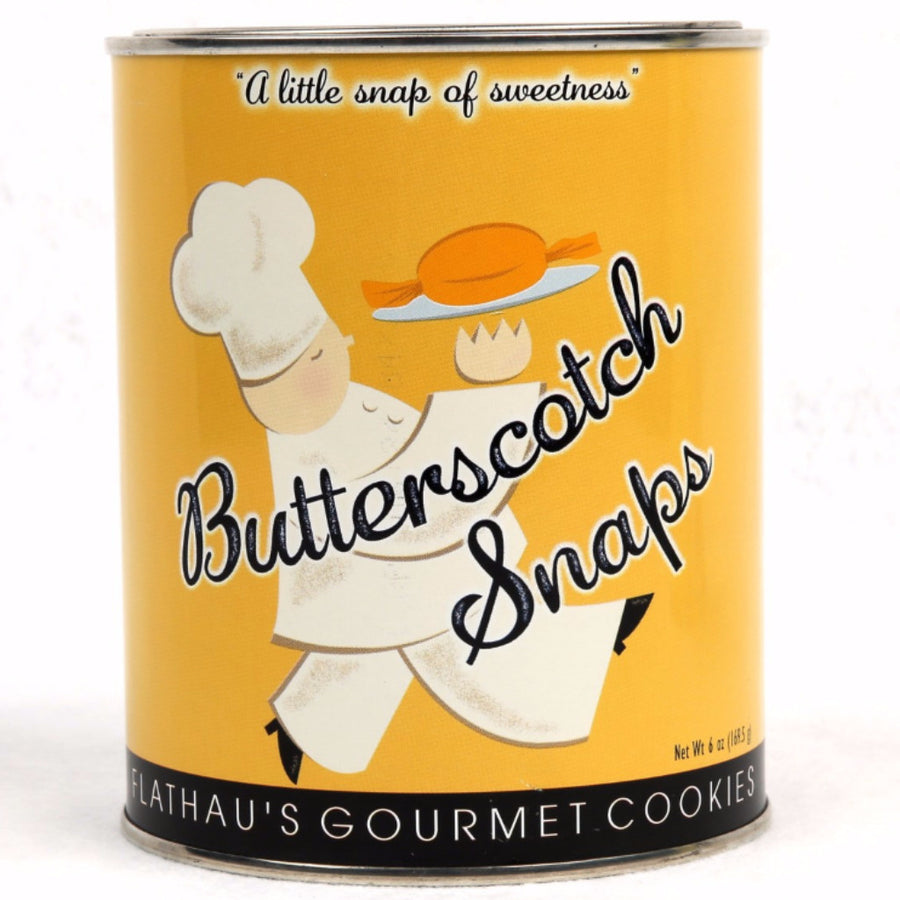 Butterscotch Snaps