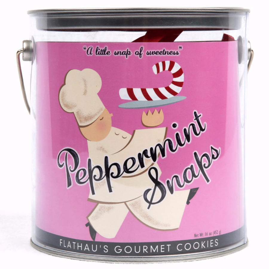Peppermint Snaps