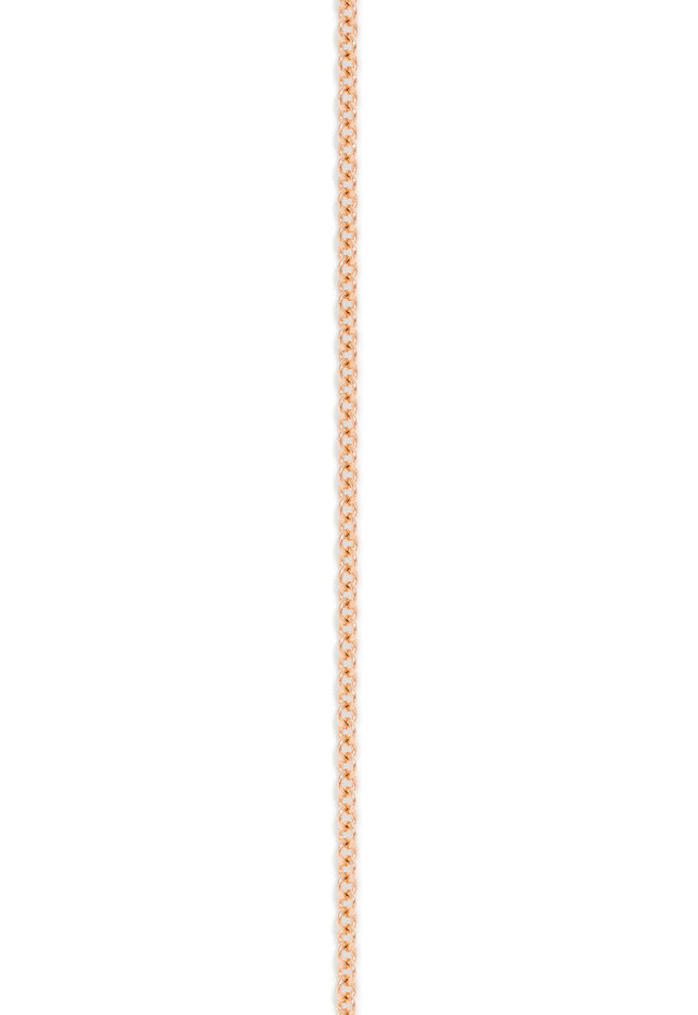 "Effy 14K Rose Gold 1.5mm 20"" Cable Chain"