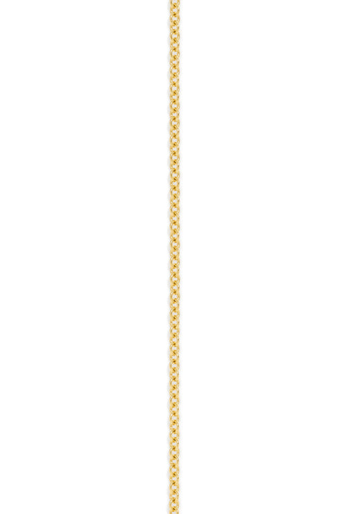 "Effy 14K Yellow Gold 1.5mm 18"" Cable Chain"