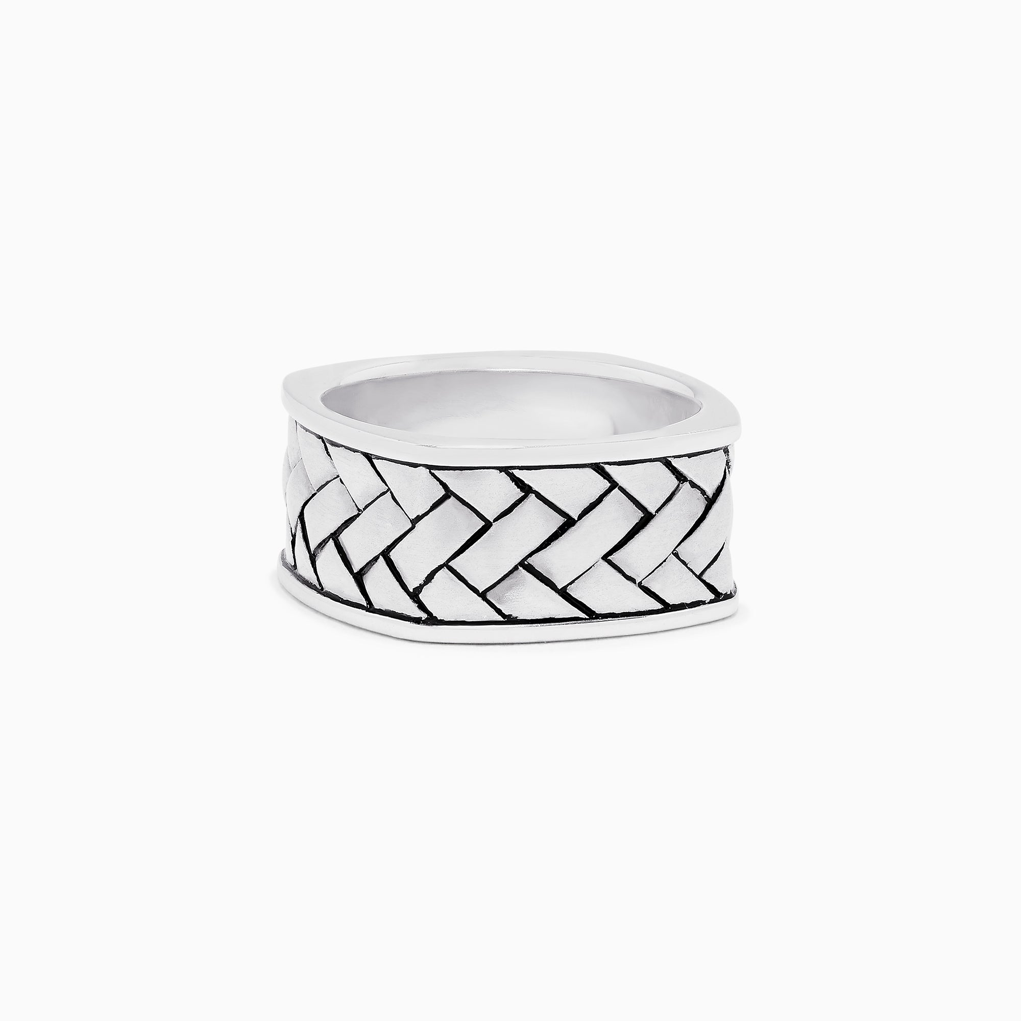 Effy Men's 925 Sterling Silver Ring, Size 10