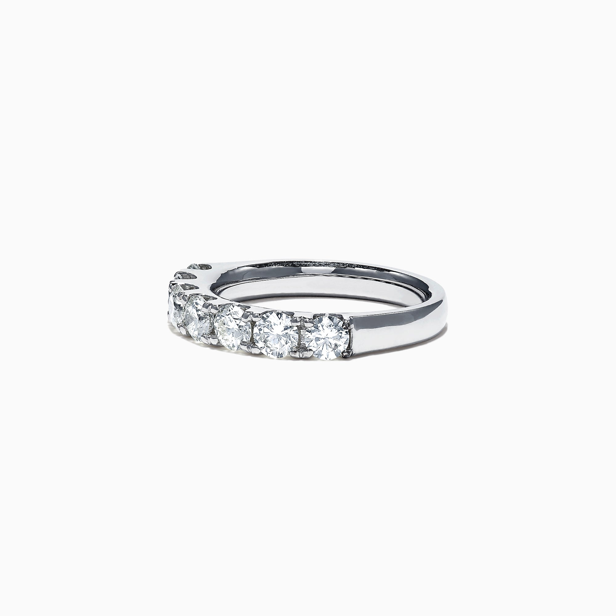 Effy Pave Classica 14k White Gold Diamond Ring, 1.37 TCW