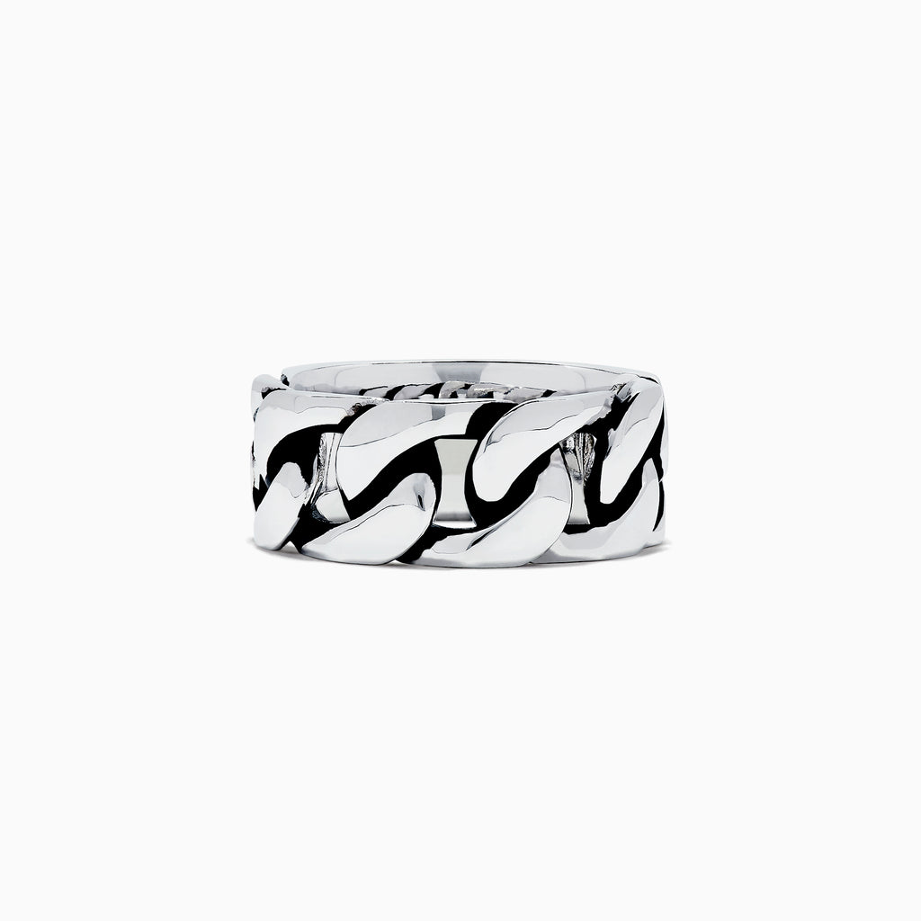 Effy Men's 925 Sterling Silver Ring