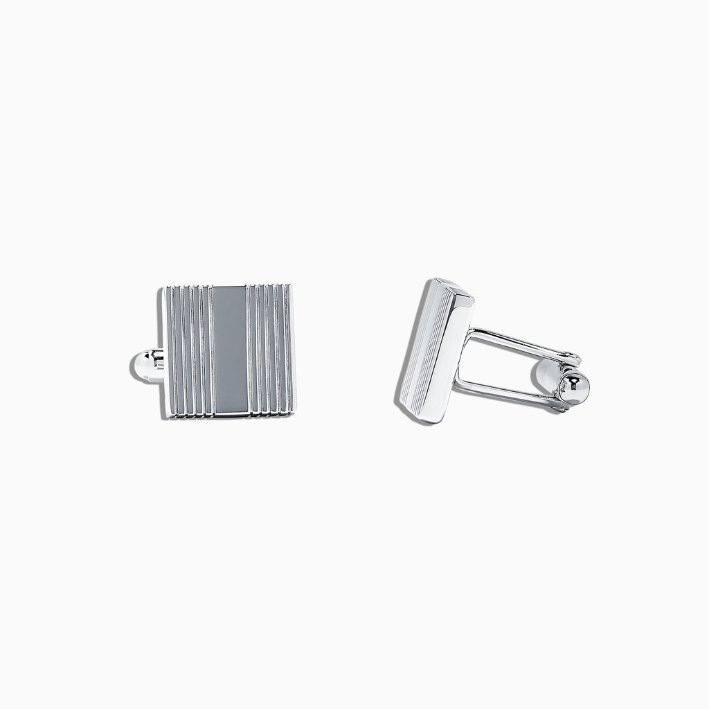 Effy Men's 925 Sterling Silver Cufflinks
