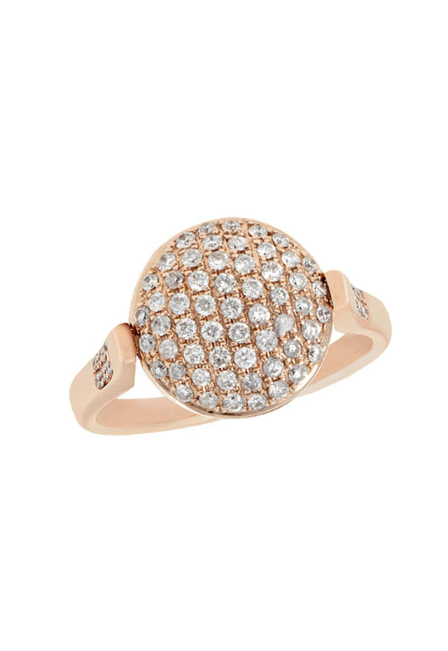 Effy Diversa 14K Rose Gold Ruby and Diamond Flip Ring, 1.29 TCW