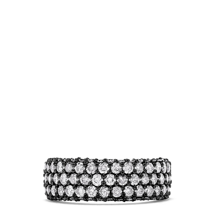 Effy 14K White Gold Diamond Pave Ring, 1.91 TCW