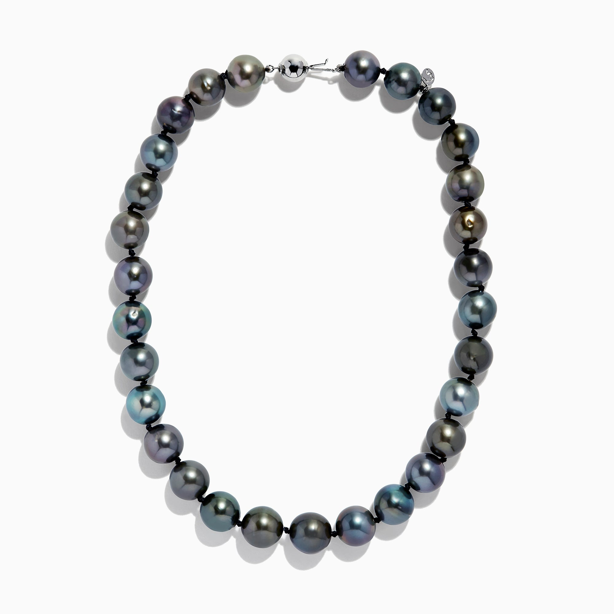 "Effy 18"" Cultured Tahitian Pearl Necklace"