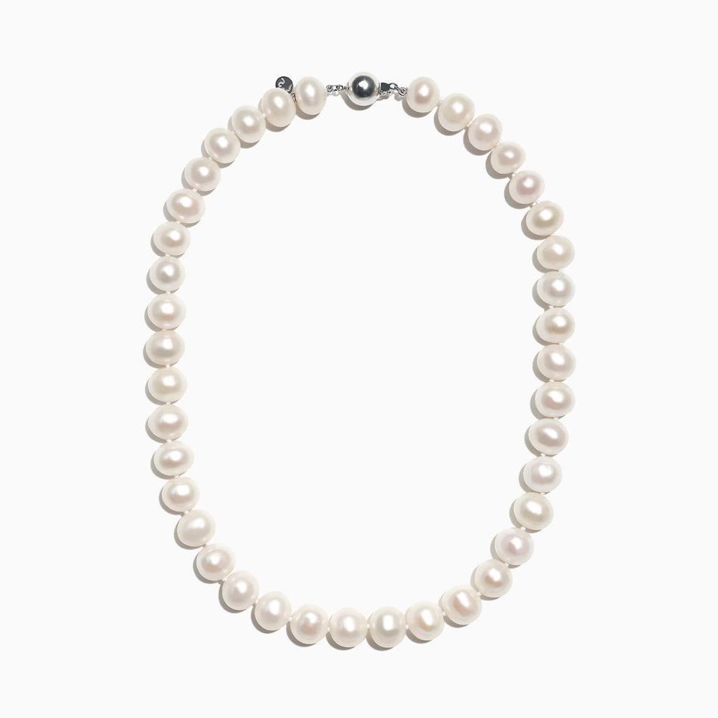 Effy Cultured Fresh Water Pearl Necklace with Sterling Silver Clasp