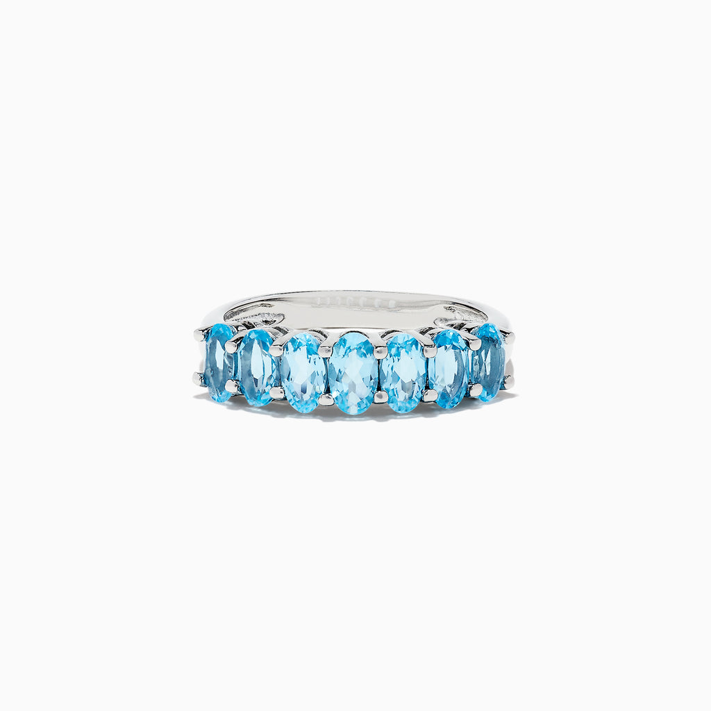 Effy 925 Sterling Silver Blue Topaz Ring, 1.95 TCW