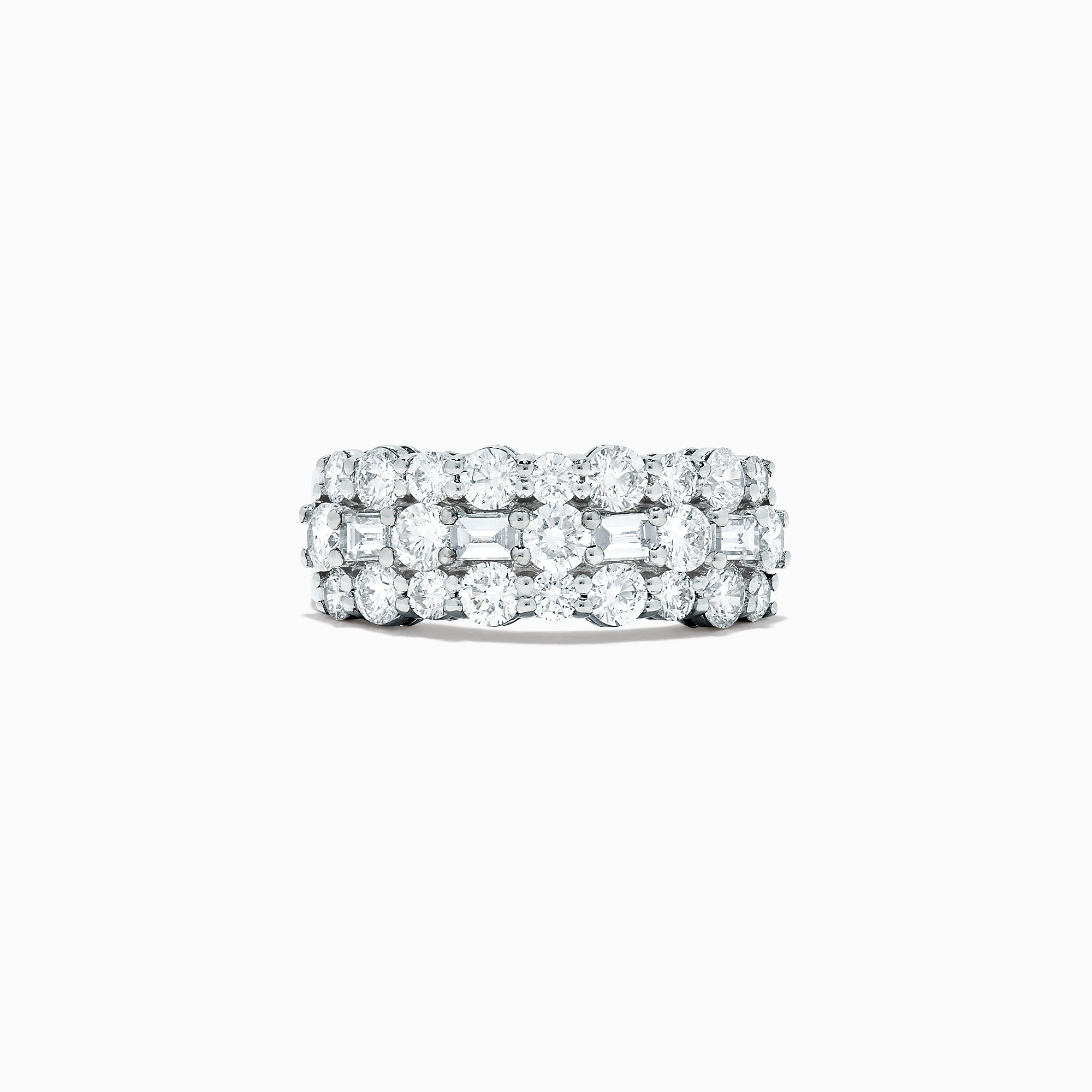 Effy Classique 14K White Gold Diamond Ring, 2.07 TCW
