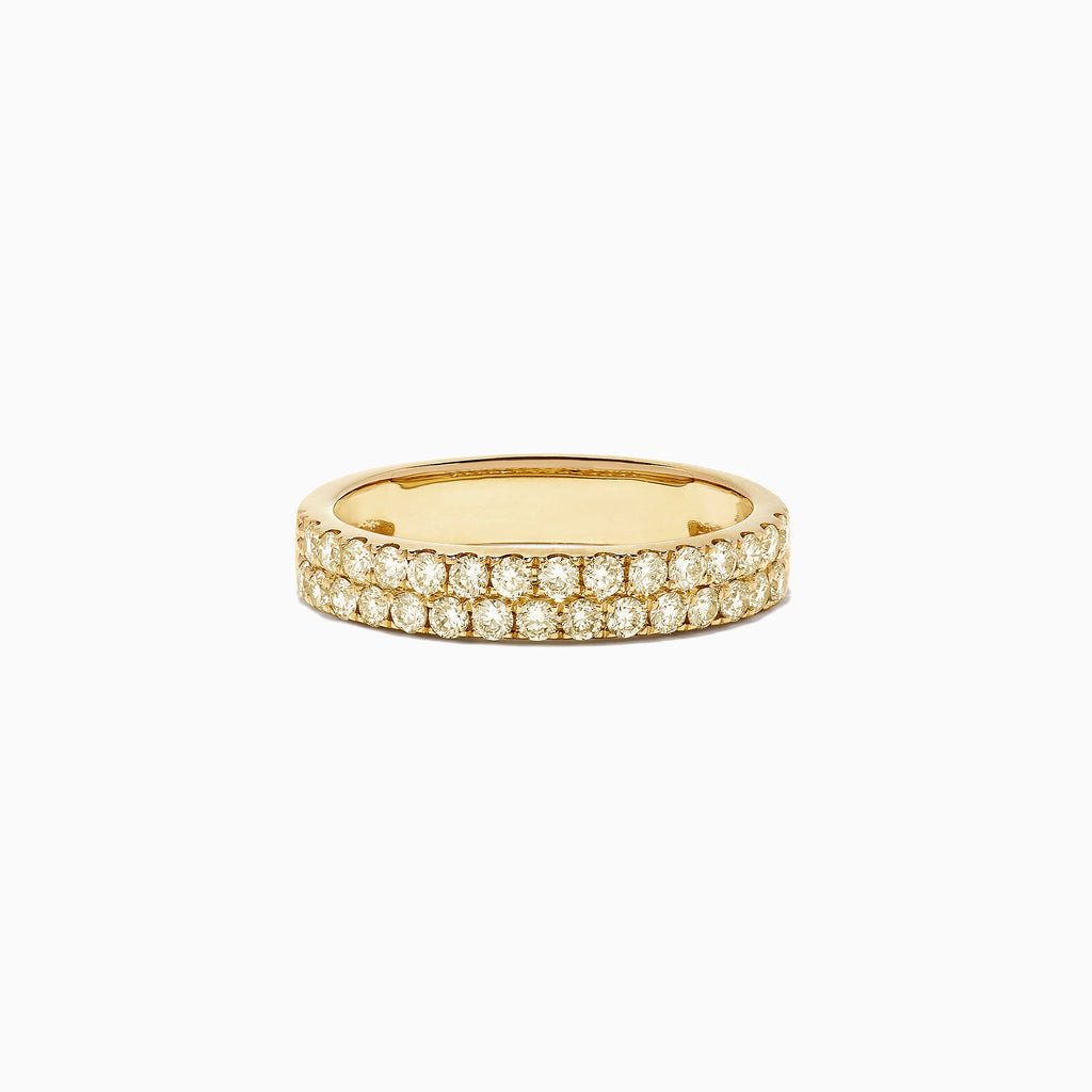 Effy Canare 14K Yellow Gold Yellow Diamond Ring, 0.66 TCW