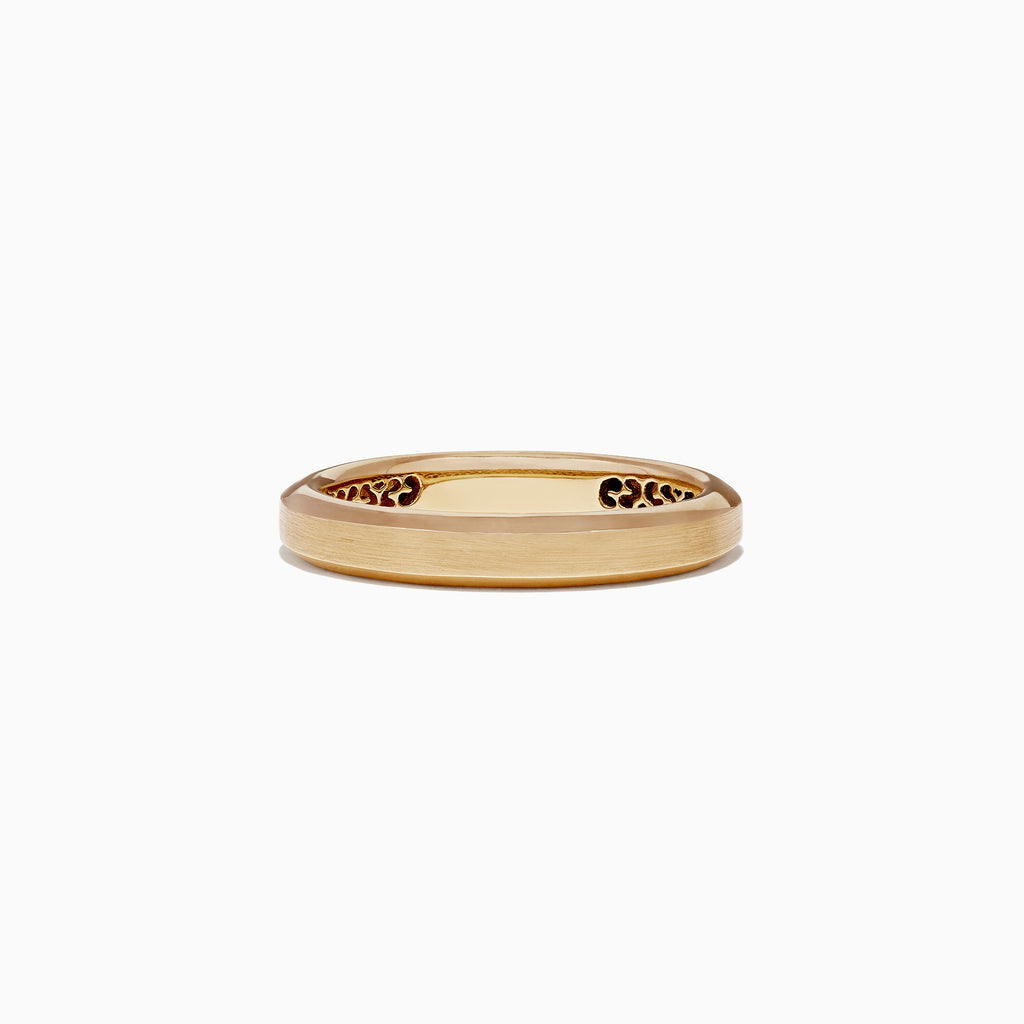Effy Men's 14K Yellow Gold Ring