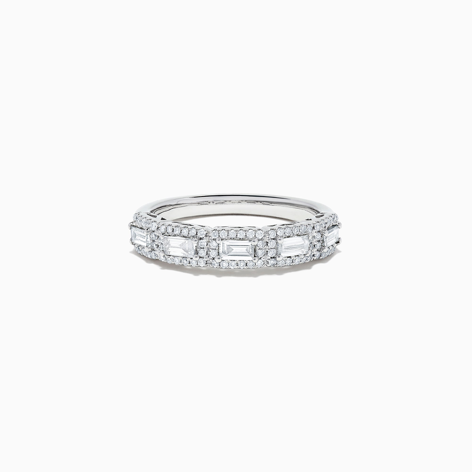 Effy Classique 14K White Gold Diamond Ring, 0.55 TCW