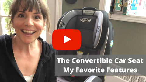 is your baby ready for the convertible car seat