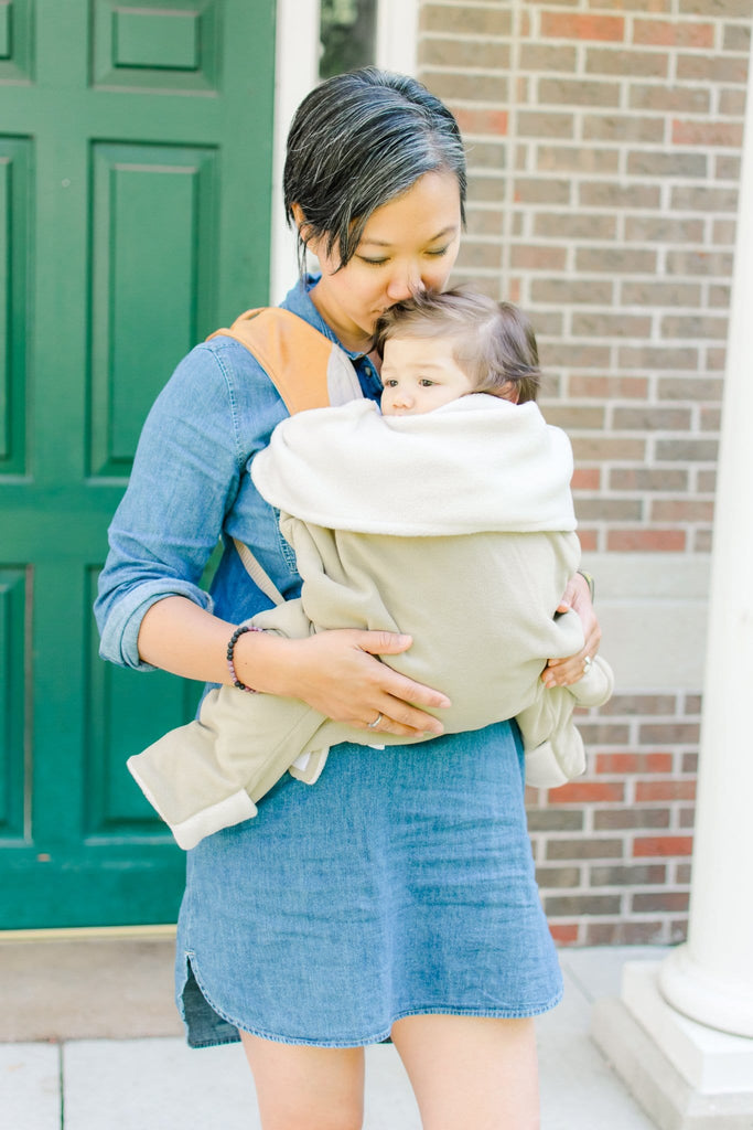 baby carrier 3-in-1 blanket